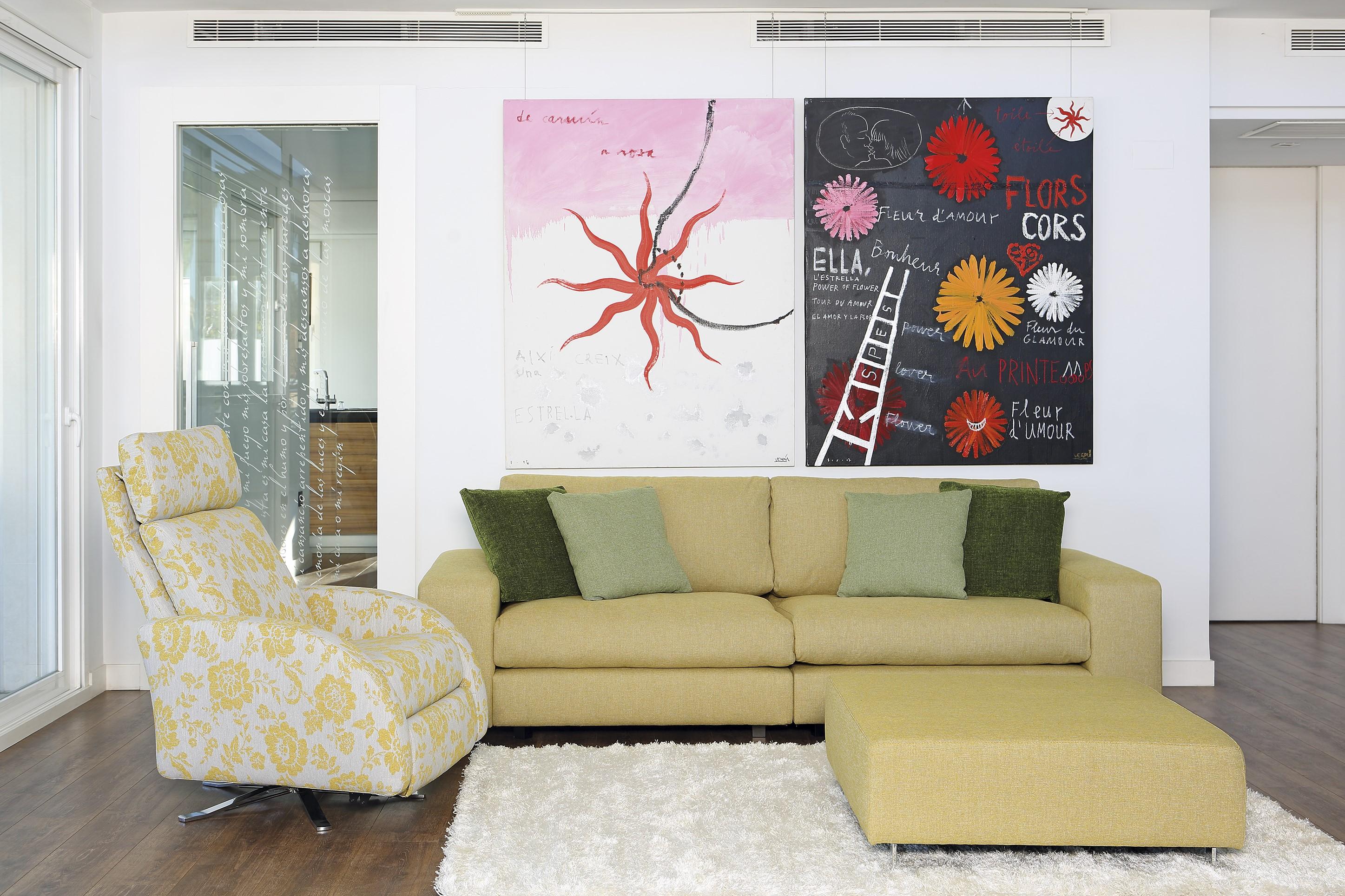 Forrar sofa con tela trendy cmo elegir las telas de las - Telas tapizar sofas ...