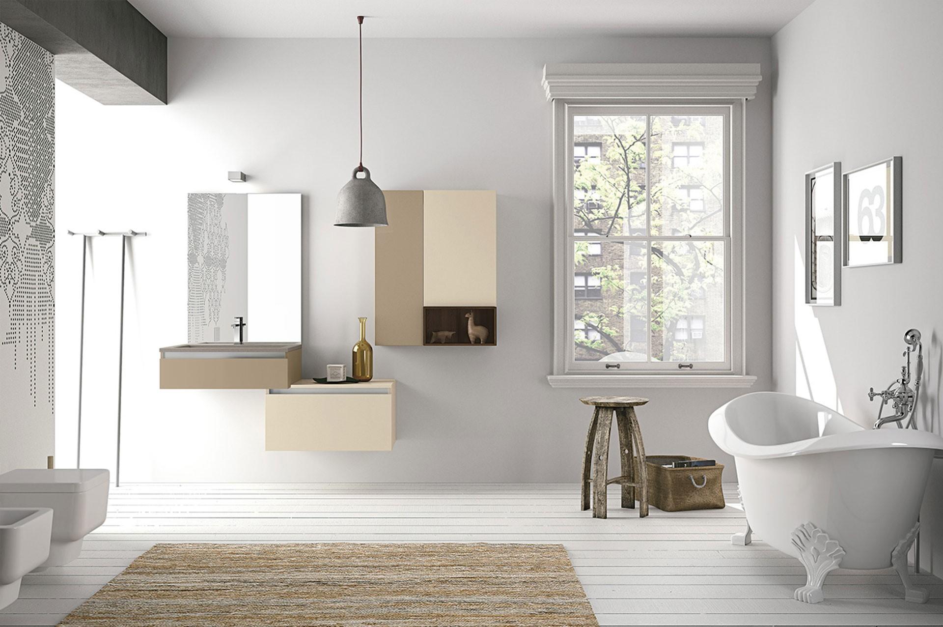 Sedie Bianche E Legno : Interni di caffè in legno con divani arancioni tavoli di marmo