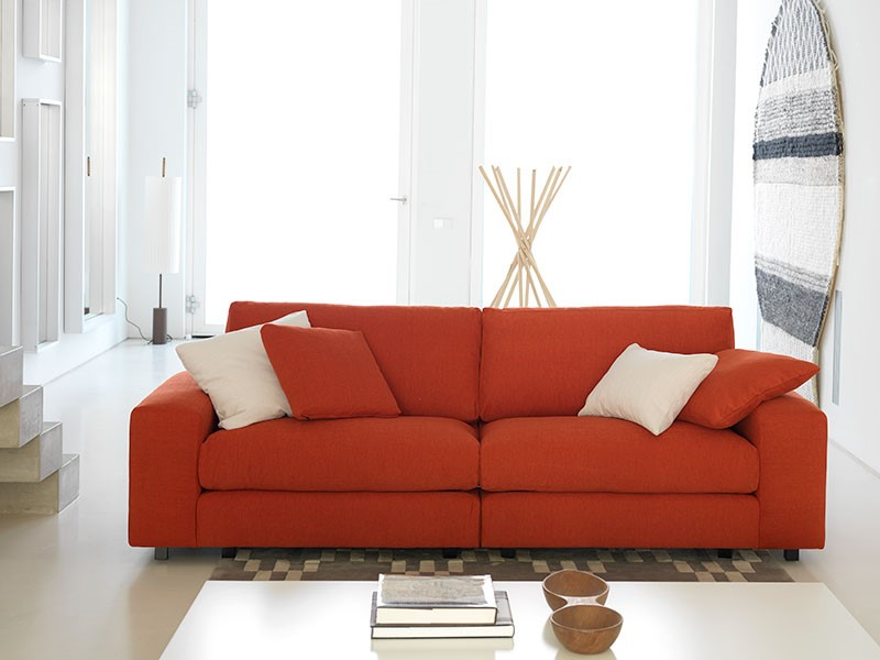 Claves para elegir telas en decoraci n - Tejidos para tapizar sofas ...