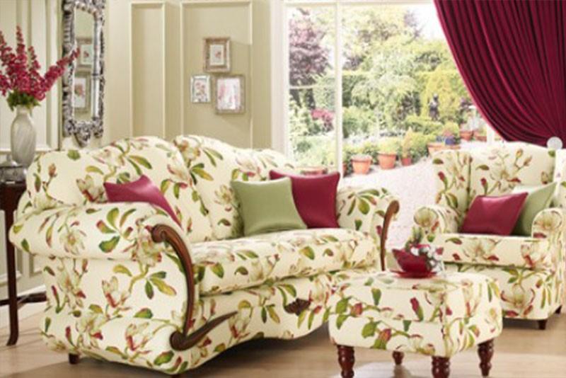 Claves para elegir telas en decoraci n - Telas inglesas para tapizar ...