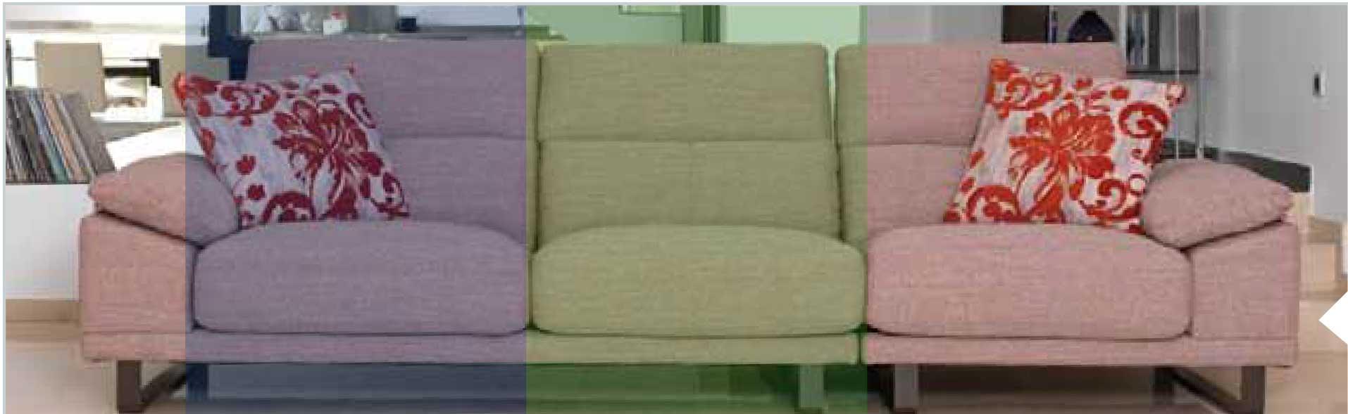 tapizados de sofá, cómo limpiar el tejido del sofá