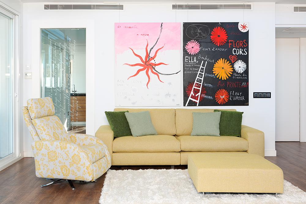 ¿Retapizar o cambiar de sofá?