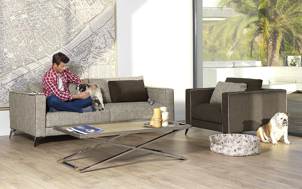 La vida entorno al sofá