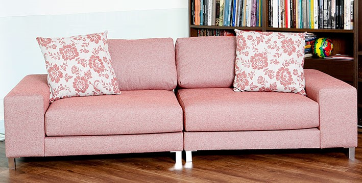 Gana espacio eligiendo bien tu sofá…