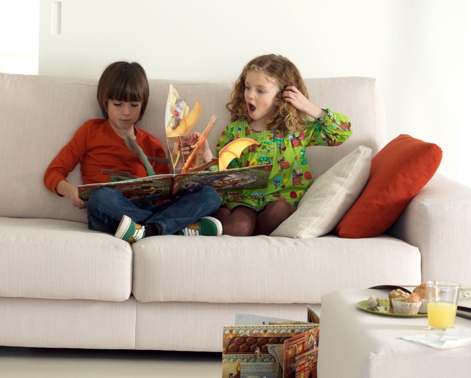 Un sillón para mi rincón de lectura…