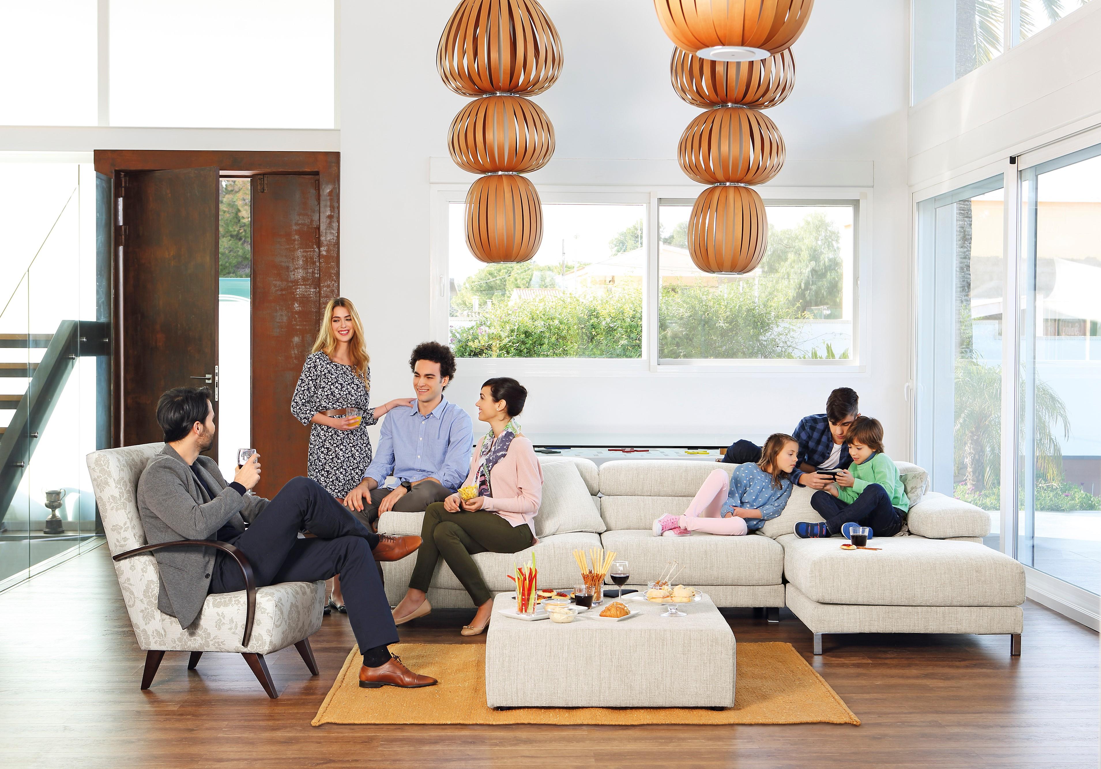 Salon - jadalnia: jak dobrze zaplanować przestrzeń