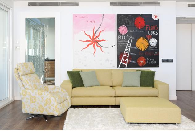 Rénover ou remplacer le canapé ?
