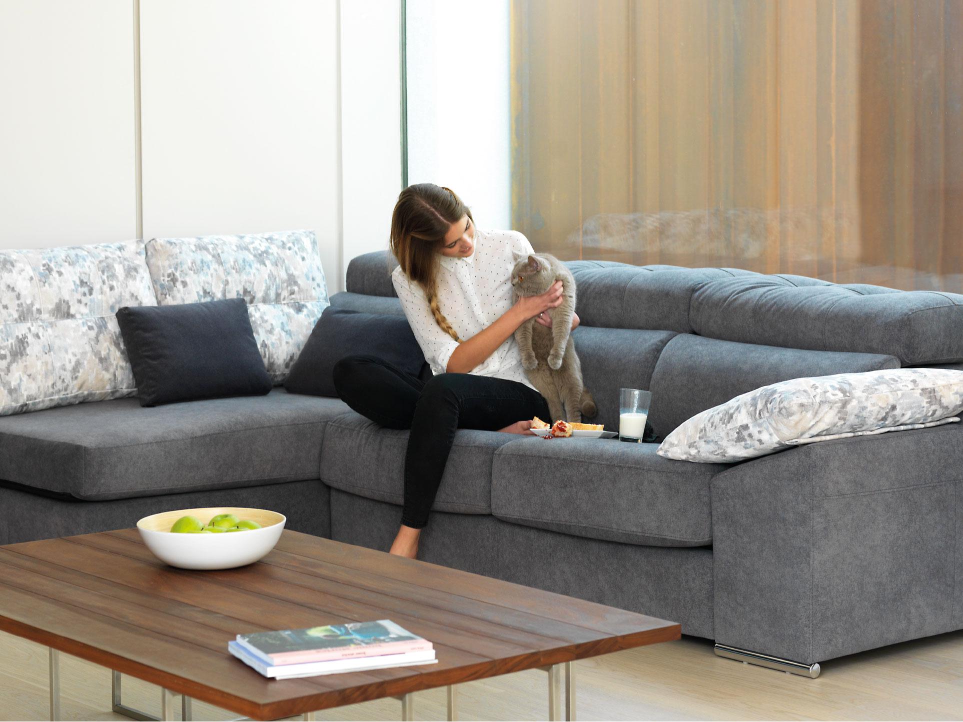 Telas para tapizar sofas rustika trendy la nueva coleccin - Tipos de telas para sofas ...