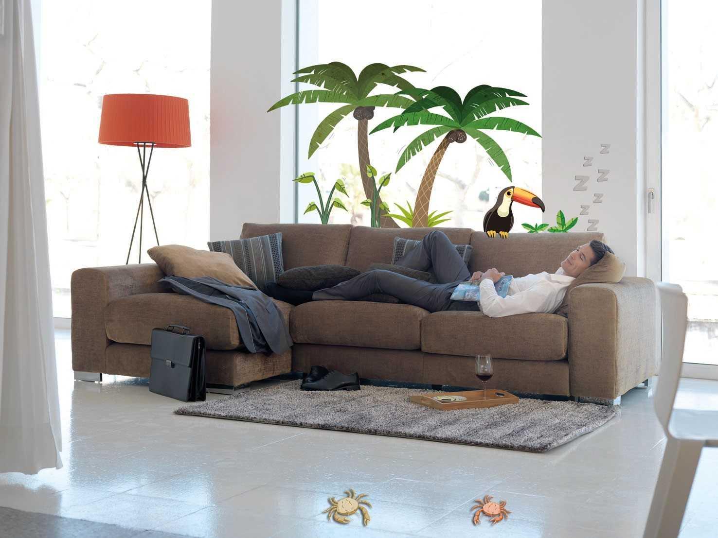 Est-ce bon de dormir sur le canapé ?