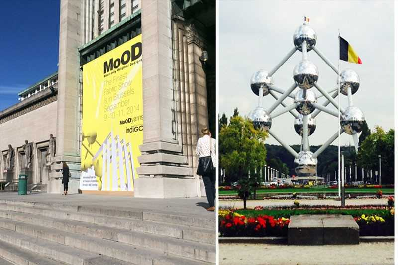 Feria MoOD 2015, la mejor feria de interiorismo en Bruselas