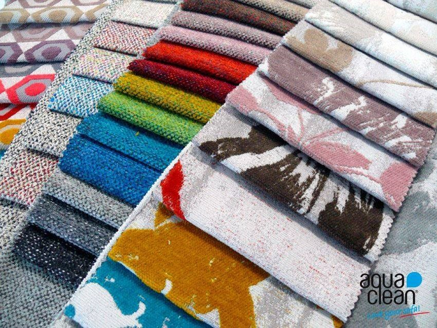 The importance of fabrics in decoration...