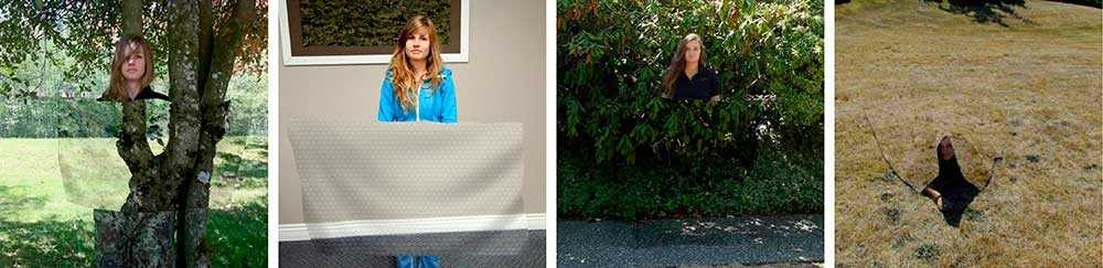 Fabric to make you invisible: the technology of disappearing